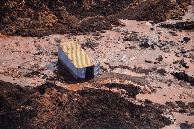 MINAS GERAIS: Bombeiros divulgam lista de pessoas resgatadas vivas após rompimento de barragem em Brumadinho.