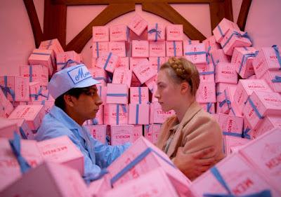 "Recensione film ""Grand Budapest Hotel"""