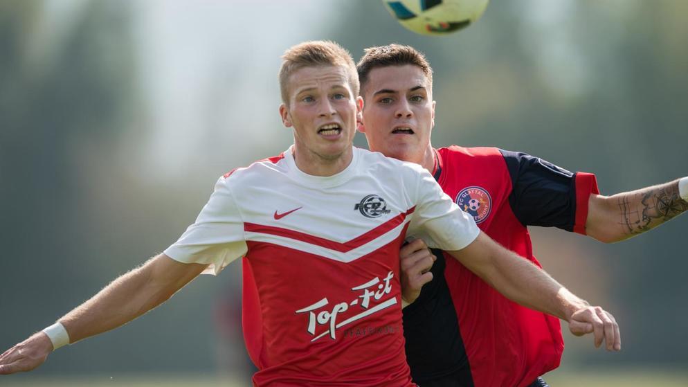 Adam Durowicz w FC Pfäffikon