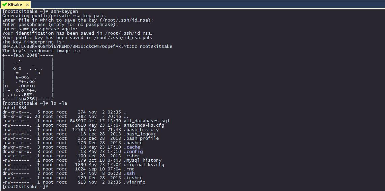 Setup SSH Login Without Password