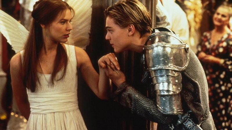 Romeo i Julia, walentynki, film,