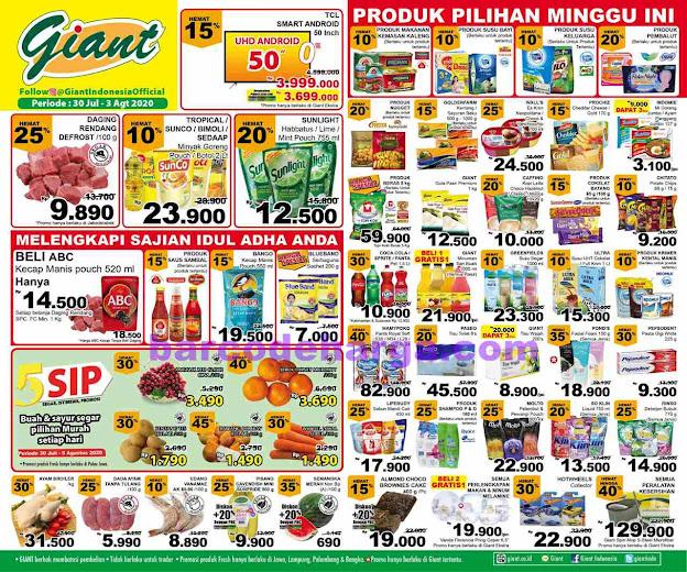 Katalog Promo Giant Awal Pekan 30 November 3 Desember 2020 Barcodeharga Harga Promo Alfamart Indomaret Giant Hypermart Superindo Lottemart Carrefour