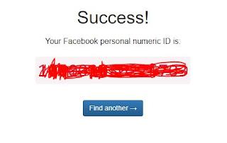 Nomor ID Admin Facebook (FB Admin ID) meta template blogger