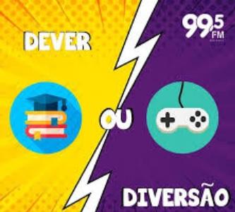 Cadastrar Promoção 99,5 FM 2021 Dever ou Diversão - PS4 ou Crédito 6 Mil Reais Estudos