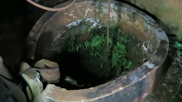 Misteri sumur angker di TPU Jeruk Purut