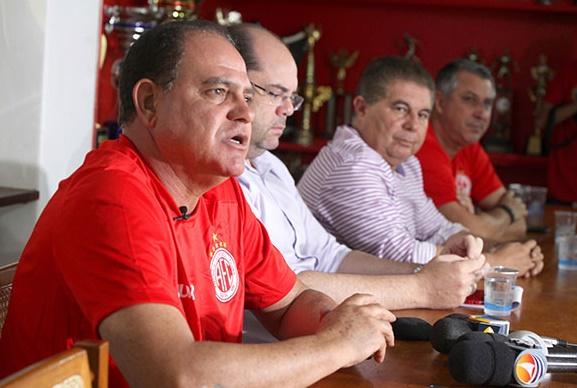 Técnico Waguinho Dias