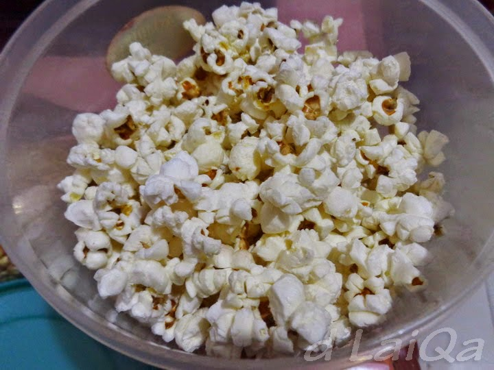 Pop Corn ala Rika
