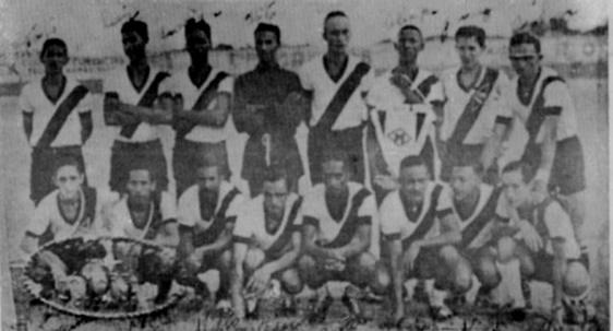 Dito, Chupapalha, Uir, Genésio, Ayrton Moreira, Luiz Toucinho, Nelsinho, Leônidas, Bugrinho, Uirton e Batico