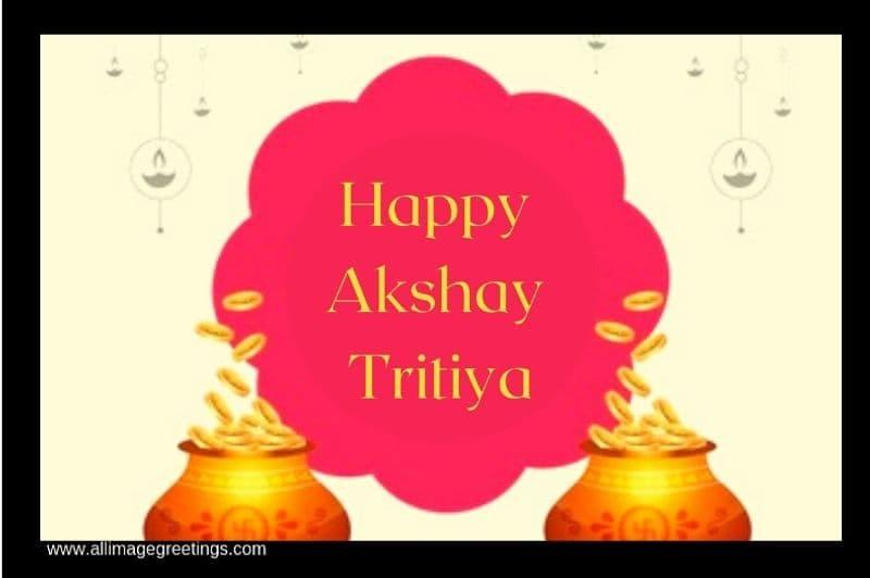 Happy Akshaya Tritiya images 2022