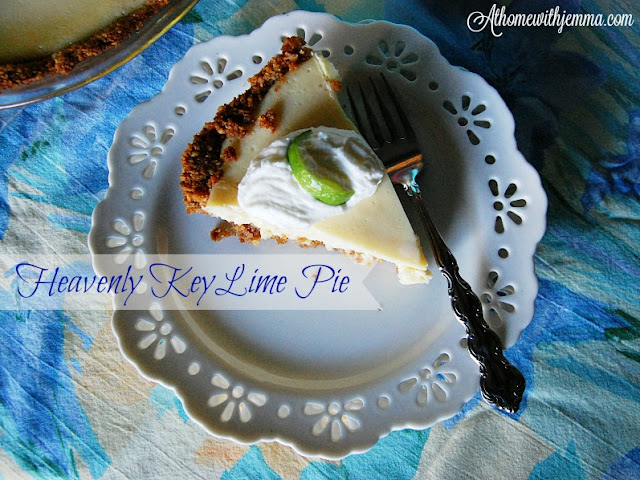 Pie-Lime-Recipe-At Home With Jemma