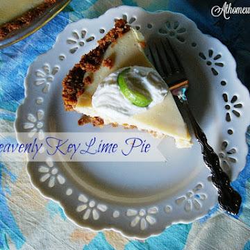 Heavenly Key Lime Pie