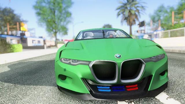 2015 BMW CSL 3.0 Hommage R GTA SA Mobile download