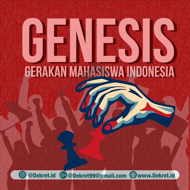 GENESIS GERAKAN MAHASISWA INDONESIA