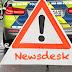 Schwerer Verkehrsunfall auf Bundesstraße 62 bei Bad Hersfeld