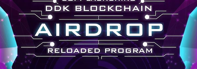 DDKoin has launched Airdrop 2.0 (Airdrop Reloaded Proposal)
