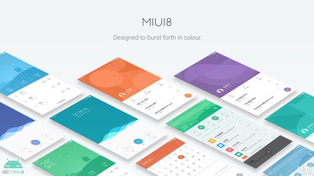Xiaomi MIUI 8 Global Stable ROM