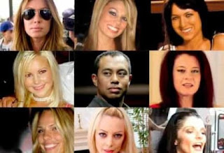 Women And Girlfriends Linked To Tiger Woods