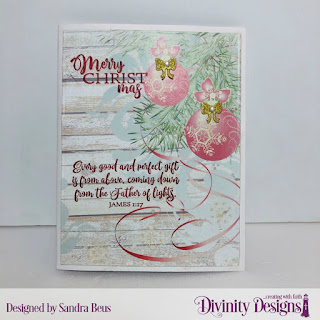 Stamp Set: True Light, Custom Dies: Book Fold Card with Layers, Christmas Lights, Paper Collection: Christmas 2018