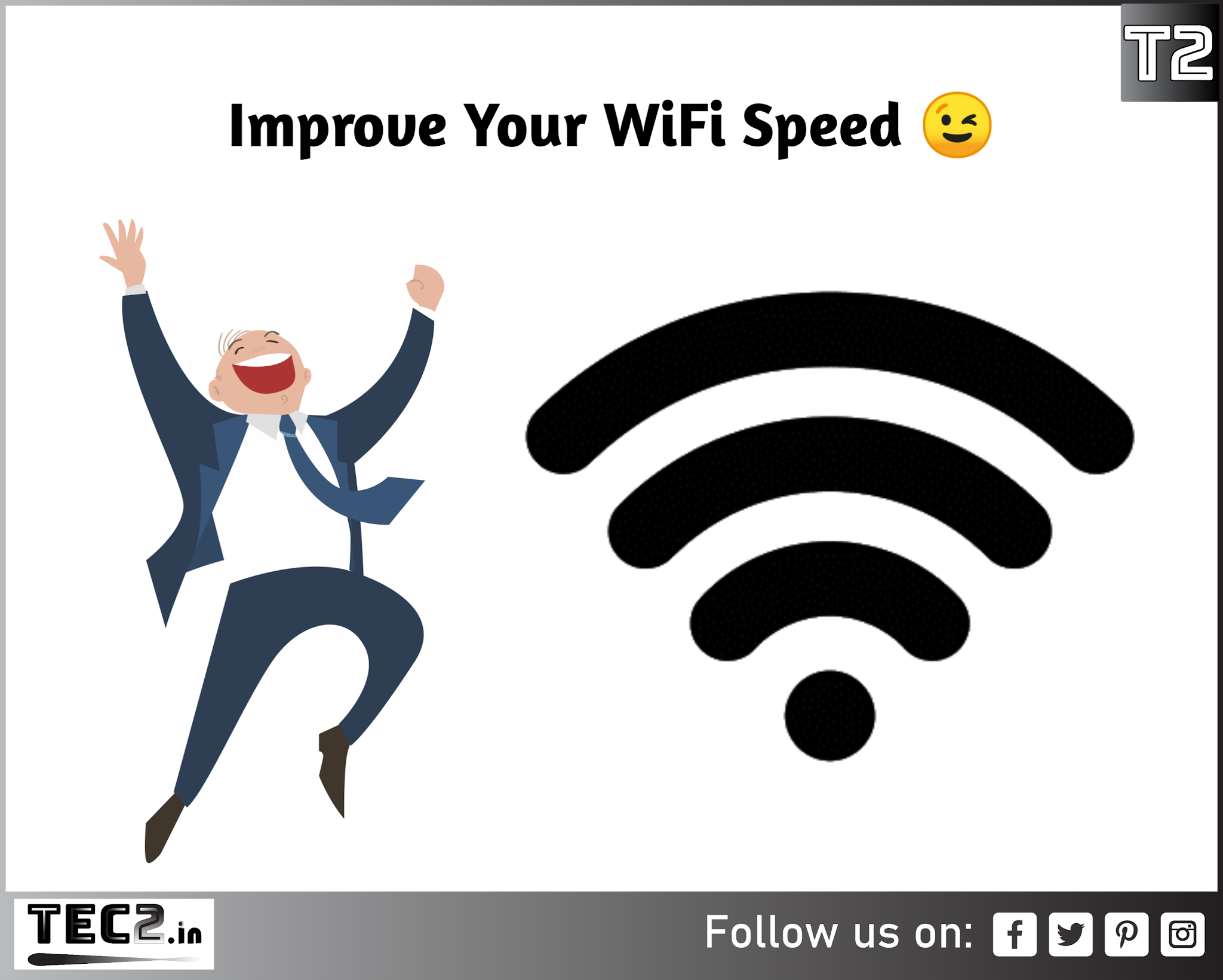 Improve your Wi-Fi
