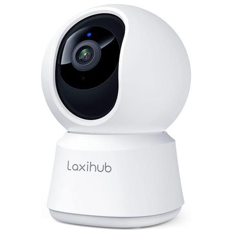 Laxihub Baby Monitor Indoor Home Security Camera