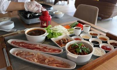 Pecinta Drakor, Kini Harris Resort Barelang Batam Hadirkan Menu Korean BBQ