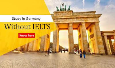 ادرس في ألمانيا بدون IELTS | لا IELTS و TOEFL