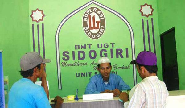 BMT UGT Sidogiri Koperasi Simpan Pinjam Syariah Pilihan Utama Rakyat Kecil
