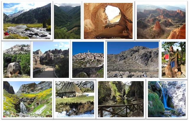 Senderismo y rutas de montaña en familia