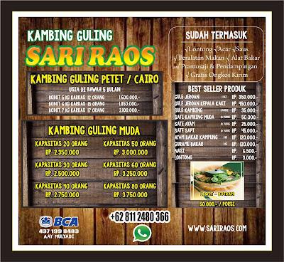 Kambing Guling Bandung,Harga Kambing Guling Ciwidey - Sari Raos Bandung,harga kambing guling ciwidey,kambing guling ciwidey,kambing guling,