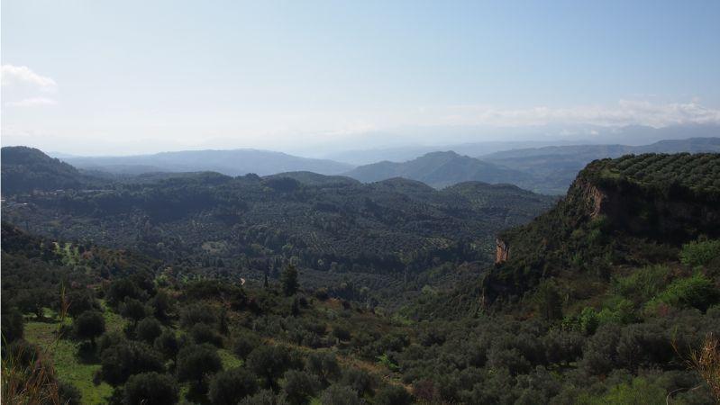 Hinterland Peloponnes