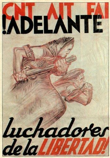 [Histoire] 1939 : Les anarcho-syndicalistes allemands dans la guerre d'Espagne