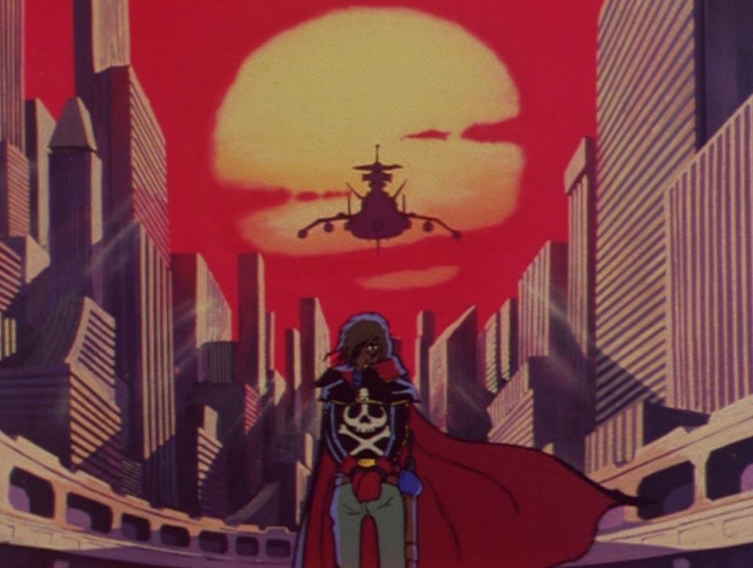 sensation de confort mieux super qualité let's anime: cosmic corsairs and galactic railroads