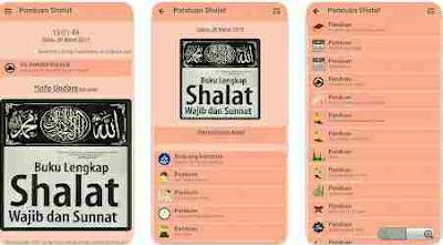 Aplikasi Belajar Sholat  - Panduan Sholat Fardu & Sunah