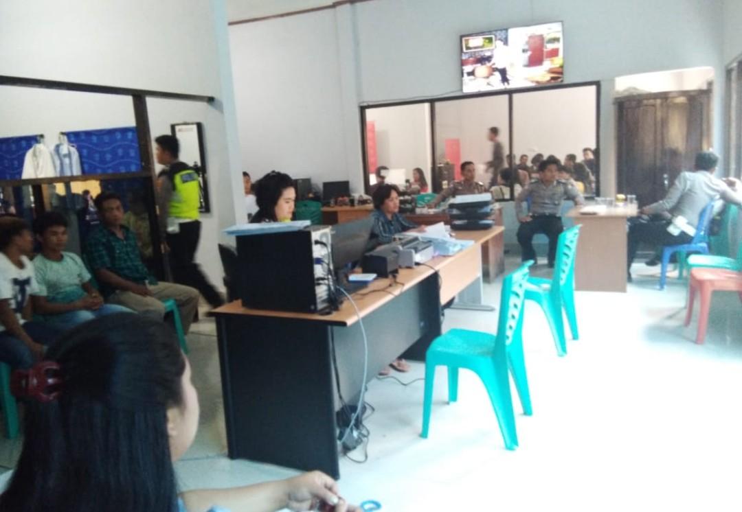 Menuju Wilayah Bebas Korupsi, Polres Tana Toraja Buka Ruang Pelayanan Terpadu Satu Atap