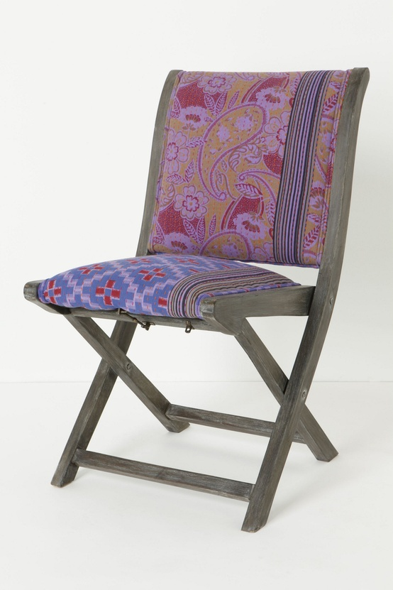 Look For Less Anthropologie Folding Chairs Emmerson And