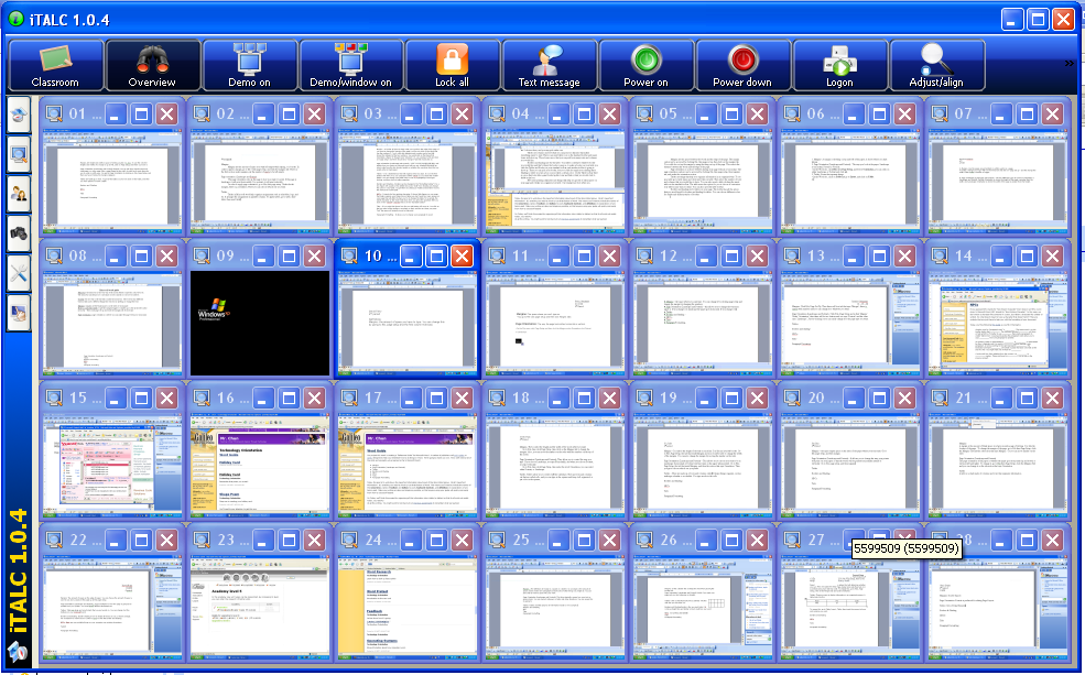 aynı ağdaki bilgisayarı programsız izleme » Sayfa 1 - 1