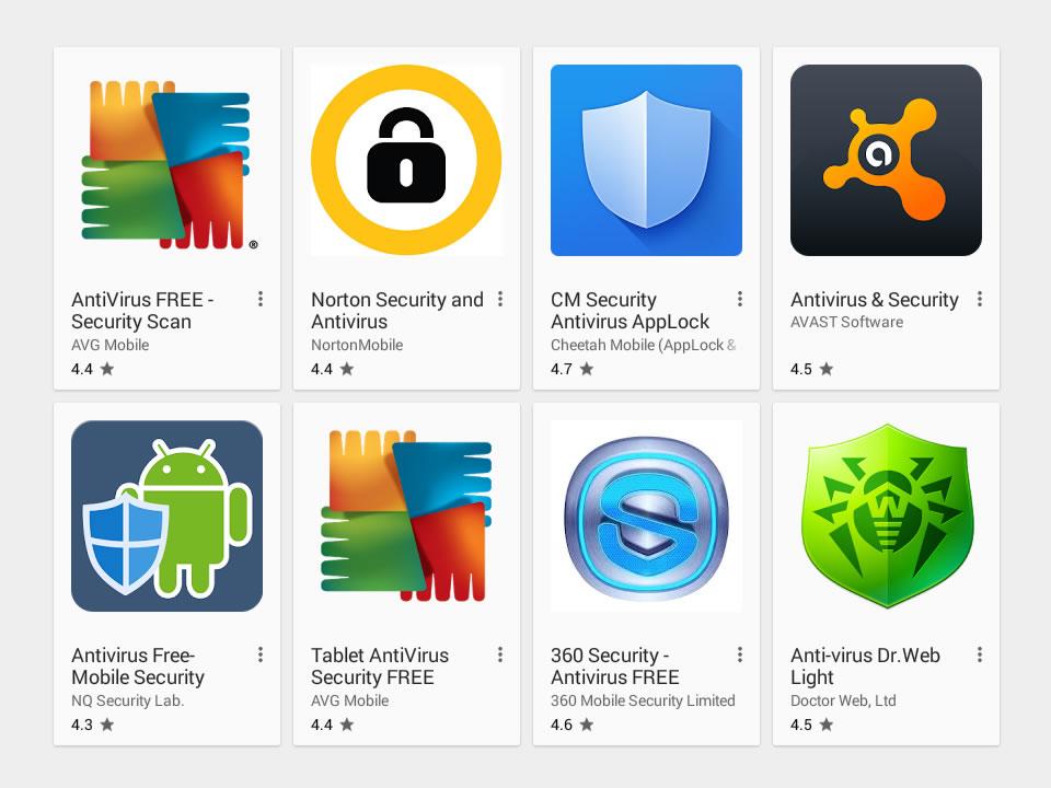 antivirus antivirus android