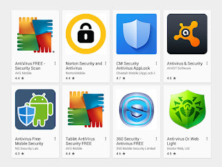 10 Best Free Antivirus For Android Mobile