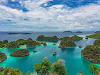 Piaynemo, the Ideal Destination for a Short Vacation in Raja Ampat