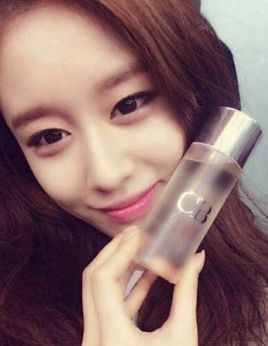 Check out T-ara JiYeon's video greeting for 'Clean Beauty ...