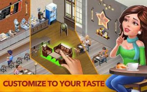 Download My Cafe Recipes & Stories MOD APK 2019.8.5 Unlimited Money