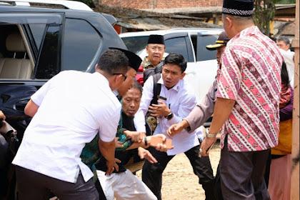 That Geusoh Min Dih! Wiranto Keunong Top Bak Pruet, Netizen Seulow That