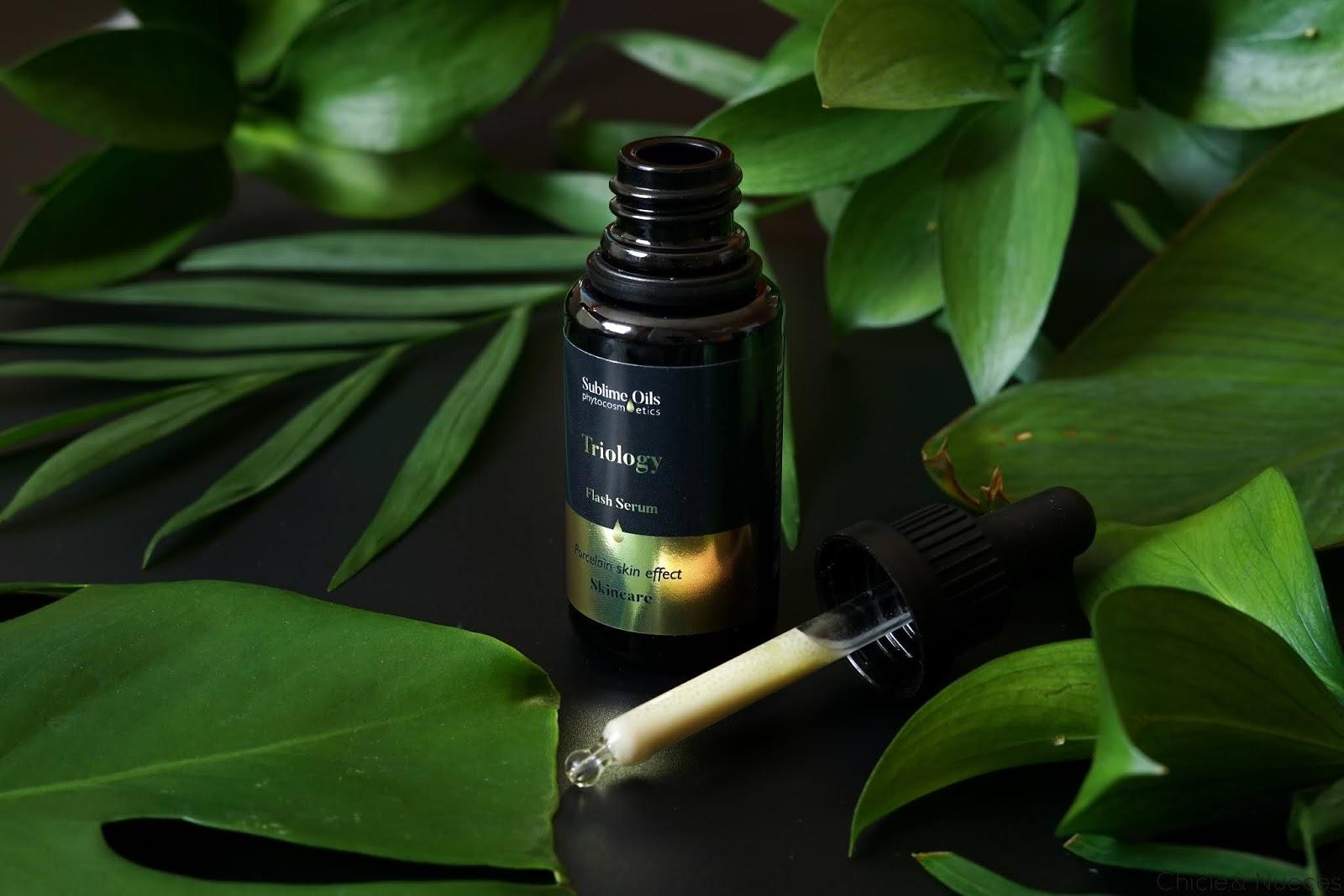 Serum Trilogy Sublime Oils