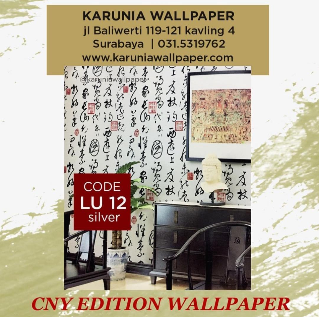 jual wallpaper oriental ala tionghoa cina