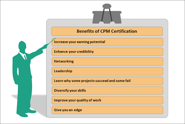 certified project manager cpm, Benefits of CPM Certification