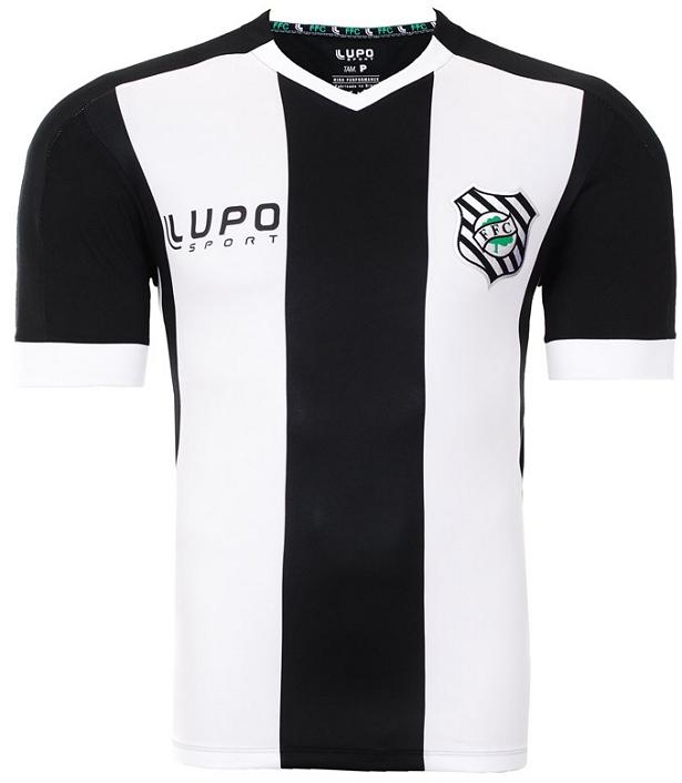 51cab53a67 Lupo apresenta as novas camisas do Figueirense - Show de Camisas