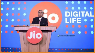Jio Is Again Providing Fre 2GB High Speed Data Packs For Selected Users