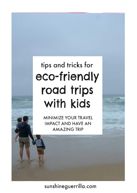 Fun and Easy Tips for an Eco-Friendly Road Trip with Kids