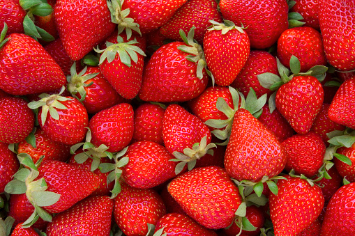 wonderful health benefits of strawberries