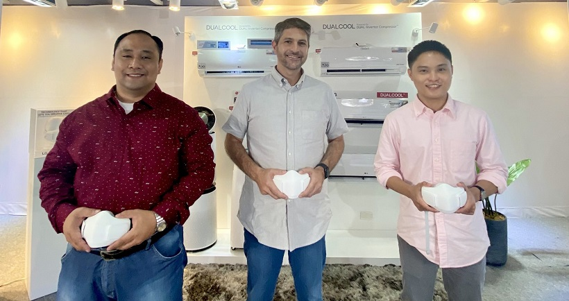 LG PuriCare™ Wearable Air Purifier Launched in PH
